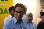 Sandiaga Yakin Pemilu Sudah Jujur dan Adil, Apa Kata PKS?