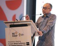 Ekonomi Kreatif Dorong Indonesia Masuk 4 Besar Ekonomi Dunia