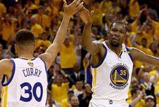 Curry Menyebut Warriors Tidak Panik