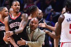 NBA jatuhkan Hukuman Buat Pemain Rockets