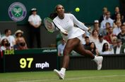 Peringkat Serena Naik 153 Tingkat