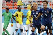 Kalahkan Kolombia, Jepang Cetak Sejarah