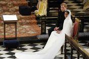 Makna Simbolik Penutup Kepala Meghan Markle di Hari Pernikahannya