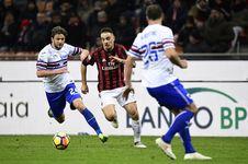 Hasil Liga Italia, AC Milan Dekati Zona Liga Europa