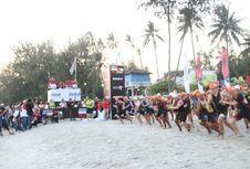 1.200 Peserta dari 54 Negara Meriahkan Ironman 70.3 Bintan