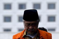 Vonis Mantan Gubernur Sultra Nur Alam Diperberat Jadi 15 Tahun Penjara