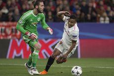 Hasil Liga Champions, Sevilla Vs Manchester United Tanpa Gol