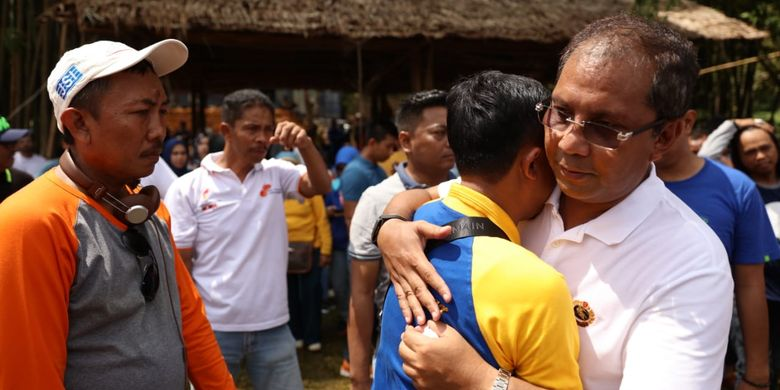 Pegawai Pemkot Makassar Sedih Akan Ditinggalkan Walikota Danny Pomanto