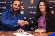 Legenda Belanda Anggap Transfer Higuain ke Chelsea Bakal Sia-Sia