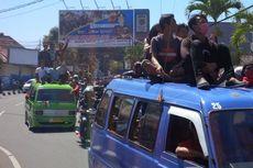 Antisipasi Mogok Angkot, Pemkot Bandung Kerahkan Puluhan Bus Bantuan