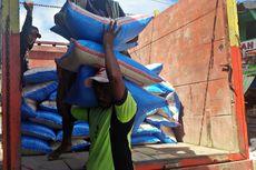 Didatangkan dari Malaysia, Ini Kisaran Harga Beras di Nunukan