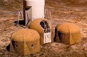 Begini Konsep Rumah yang Bakal Dibangun di Mars