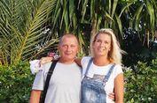 CCTV Rekam Momen Saat Pria Ini Bawa Jenazah Istrinya di Dalam Koper