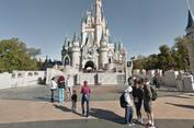 Yuk, Jalan-jalan Gratis ke Disneyland Via Google Maps