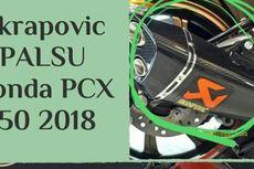 Salah Logo Akrapovic di PCX, ke Mana Logo Asli Yoshimura?