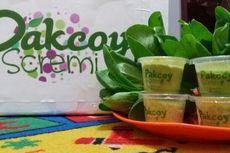 Mahasiswa Politeknik Ciptakan Es Krim Sawi Lezat yang Sehat untuk Anak