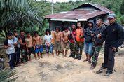 Gerebek Kamp Sabu di Perbatasan, Petugas Temukan Senjata Siap Tembak