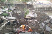 Bukan 'Sinkhole', Ini yang Terjadi pada Jalan Ambles di Surabaya
