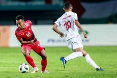Asian Games 2018, Indonesia Unggul 3 Aspek meski Kalah dari Palestina