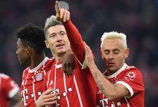 Hasil Liga Jerman, Bayern Muenchen Kembali ke Jalur Kemenangan