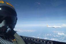 Kronologi Pesawat Asing Dipaksa Turun TNI AU di Batam dalam 20 Menit