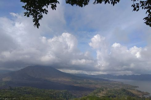 Mengenal Gunung Batur,