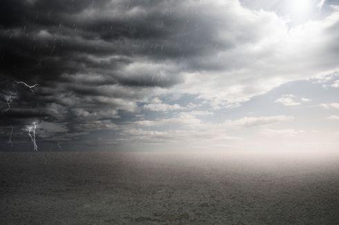 Hujan Diprediksi Guyur Jabodetabek Sepanjang Hari Ini