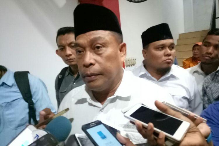 Komandan Korps Brimob Polri Irjen Pol Murad Ismail, Senin (3/7/2017).