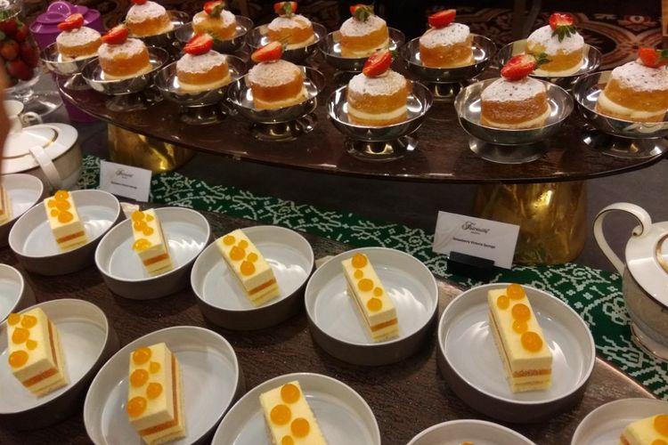 Kue-kue khas inggris.