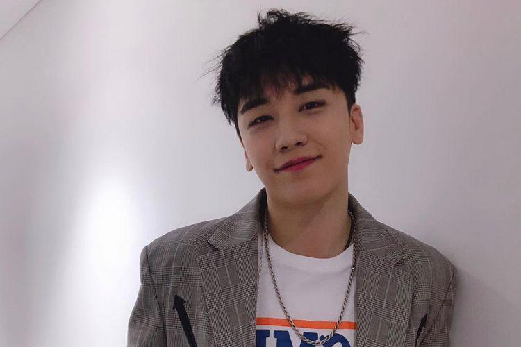 Member termuda dalam boybang BIGBANG, Seungri