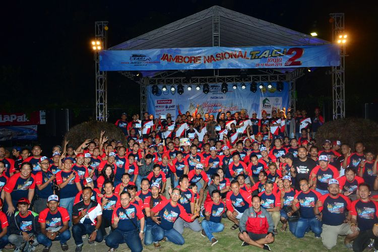 Toyota Avanza Club Indonesia gelar Jamnas yang ke 2