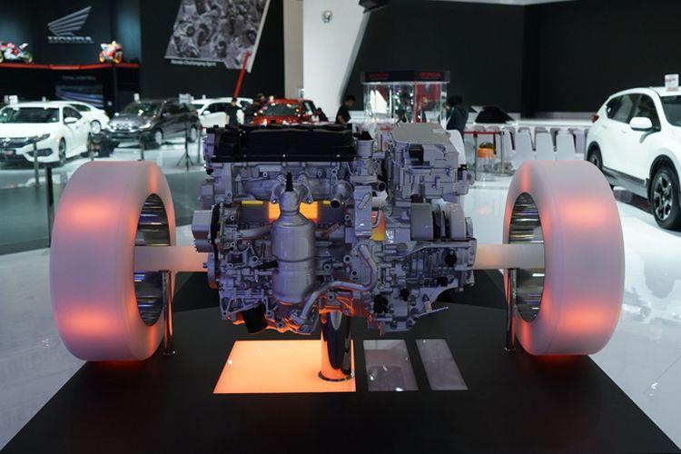 Hybrid Intelligent Multi-Mode Drive (i-MMD)