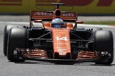 Gantinya Konsep, Honda Boyong Mobil F1 di GIIAS 2017