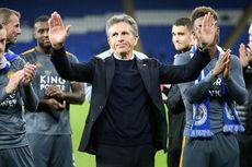 Momen Haru Setelah Leicester City Raih Kemenangan di Wales