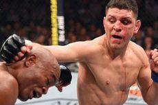 Nick Diaz Tolak Tantangan Anderson Silva