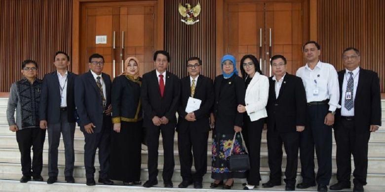 Sudah Disahkan, DPR Harap UU Sisnas Iptek Jadi Landasan Pembangunan Nasional