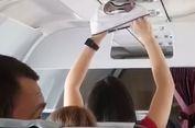 Penumpang Keringkan Celana Dalam di Pakai AC di Dalam Pesawat