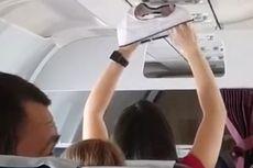Penumpang Keringkan Celana Dalam Pakai AC di Dalam Pesawat