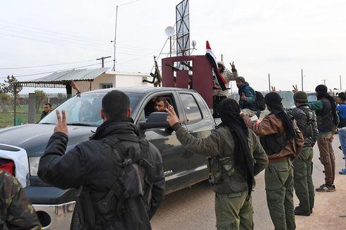 Pasukan Turki Tembaki Milisi Suriah yang Coba Bantu Kurdi