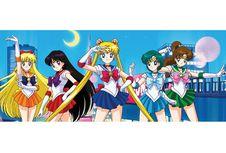 Serial Anime Sailor Moon Diangkat ke Layar Lebar