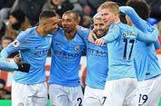 Man City Vs Tottenham, Kali Ini Spurs yang Dirugikan 'Handball'