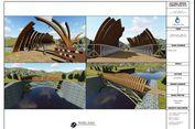 'Jembatan Ombak' Kreasi Mahasiswa ITS