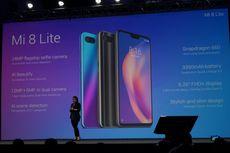 Resmi Masuk Indonesia, Xiaomi Mi 8 Lite Dijual Rp 3,7 Juta