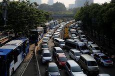 Warga Jakarta Habiskan 22 Hari Setahun untuk Kemacetan