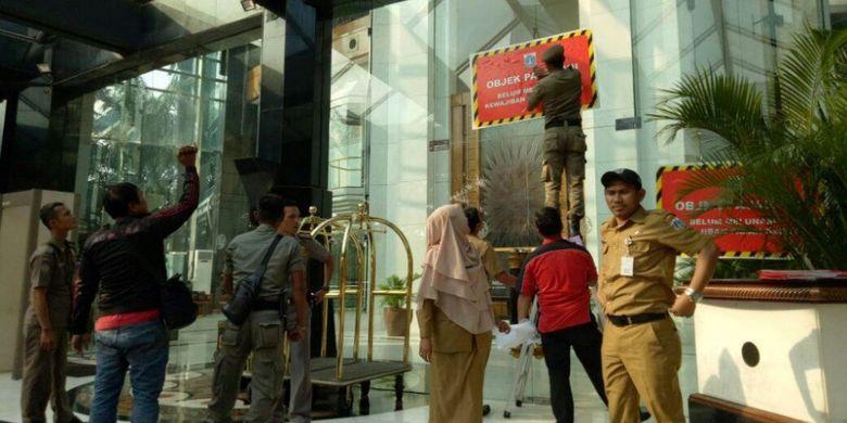 Pemerintah Provinsi (Pemprov) DKI Jakarta berlakukan pemutihan pajak untuk tingkatkan realisasi penerimaan pajak daerah.