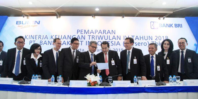Bank BRI Terbitkan Global Sustainability Bond Pertama di Indonesia