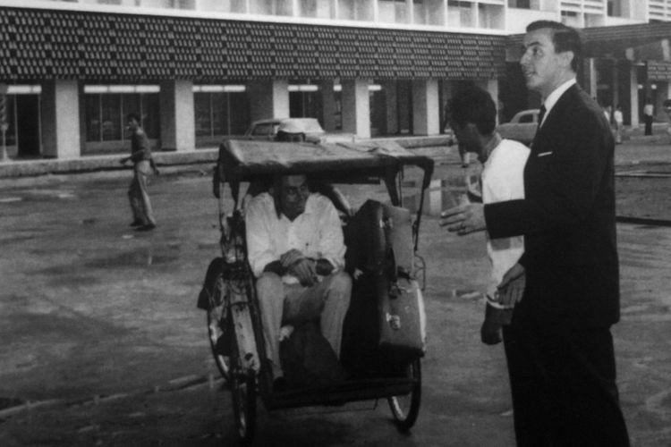 Tamu pertama Hotel Indonesia, Allen Atlwalt