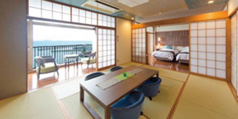 Kamar di Wakanoura Onsen MANPA Resort