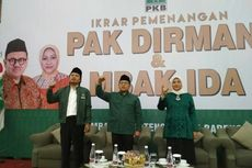 Dukung Sudirman Said-Ida Fauziah, Cak Imin Sebut Tak Ada Mahar Politik