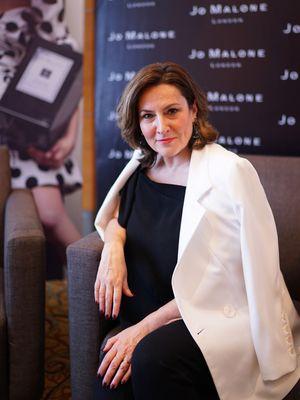 Global Lifestyle Director Jo Malone London, Debby Wild, saat berbincang dengan media di Jakarta (14/11/2018).
